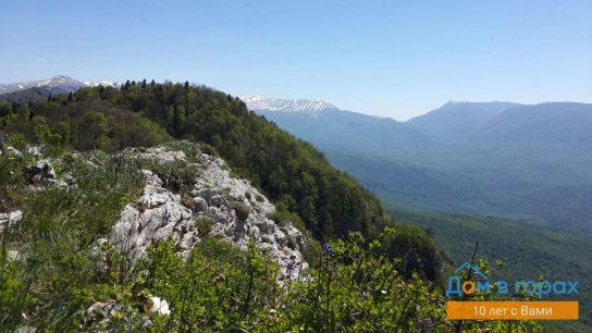 1 Дорога из Гуамки на альпику (2)
