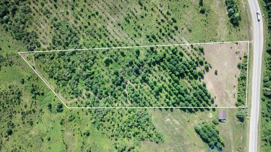 1 Горный сад СХ участки вдоль трассы возле Хадыженска - участок 90 (2)