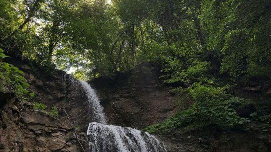 1 Хадыженский 25-метровый водопад (2)
