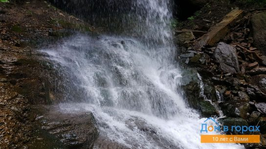 1 Хадыженский 25-метровый водопад (5)