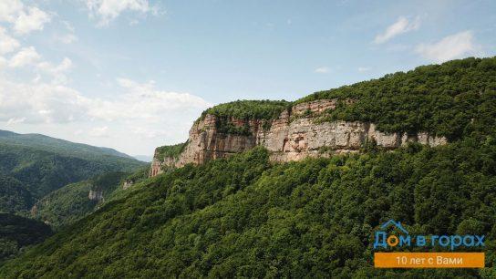 1 Орлиные полки в скале над Мезмаем (1)