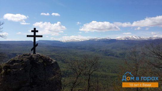 2 Смотровая Поклонный крест
