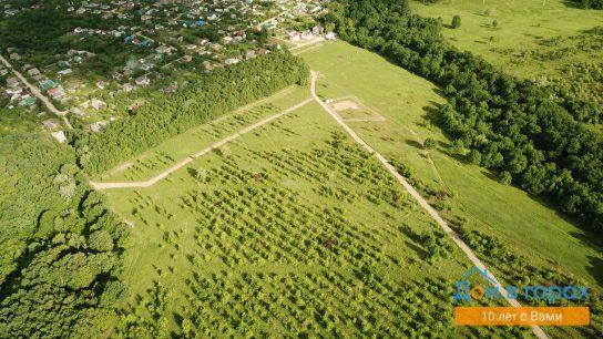 Горный сад в черте города Хадыженска - нарезка по 10-16 соток (1)
