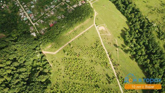 Горный сад в черте города Хадыженска - нарезка по 10-16 соток (2)